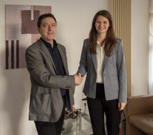 Neue Mitarbeiterin: Psychologin Julia Mazur